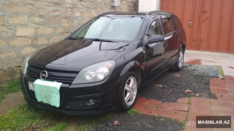 Opel astra h 1.8