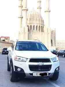 Chevrolet Captiva, 2011 il