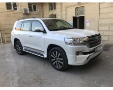 Toyota Land Cruiser, 2018 il