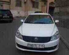 DongFeng Fengshen S30, 2014 il
